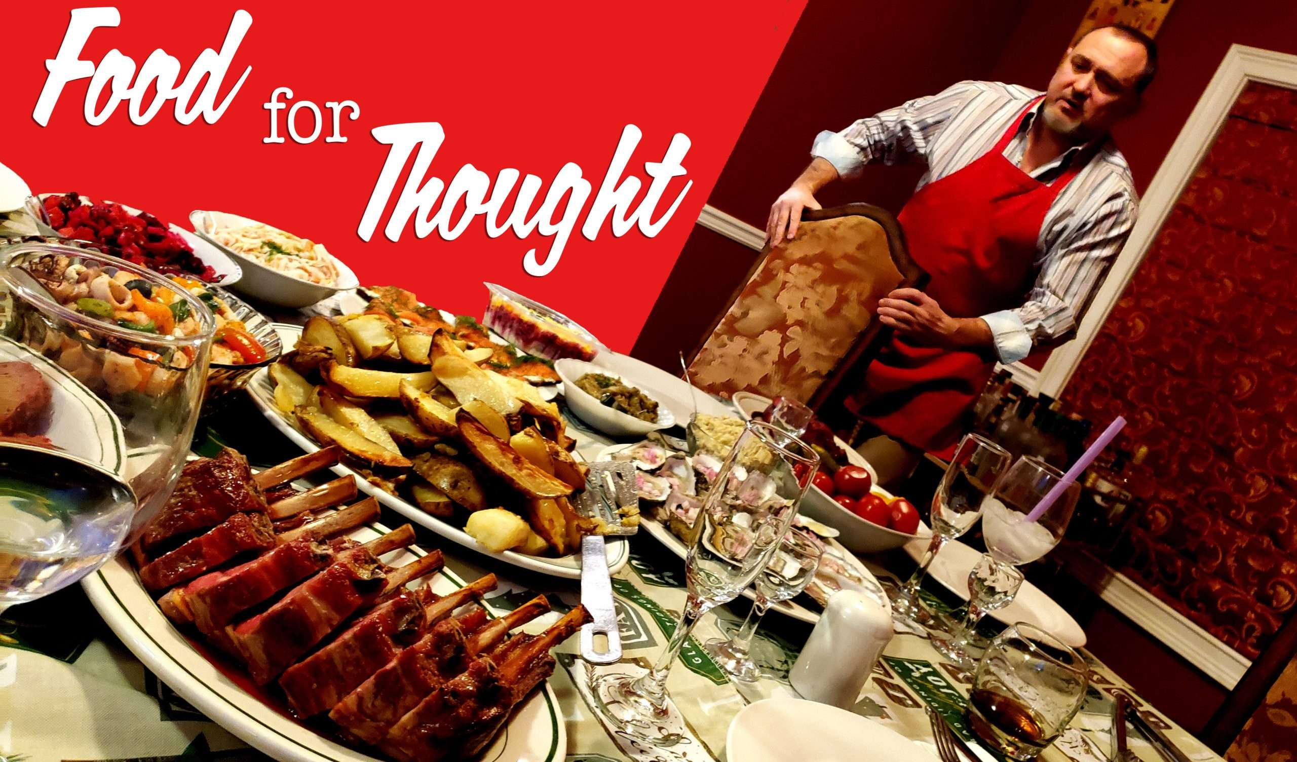 food for thought radio show